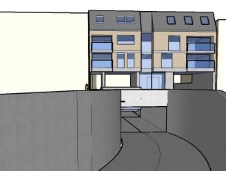 Oudenaarde bouwt energiezuinige noodwoningen bovenop fietserstunnel in Leupegem