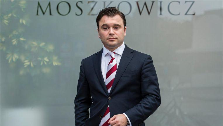 Yehudi Moszkowicz blijft strijden tegen VPRO-serie De Maatschap. Beeld anp