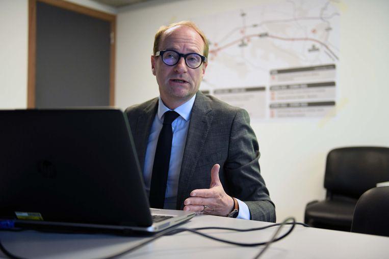 Vlaams minister van mobiliteit en openbare werken Ben Weyts (N-VA) wil een treinstation in Haasrode.