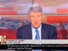 """Philippe de Villiers affirme avoir été soigné au pastis par Didier Raoult: """"J'ai été un cobaye"""""""