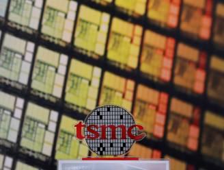 Omzet chipfabrikant TSMC stijgt flink door chiptekorten