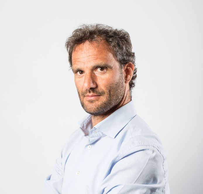 Stephan Keygnaert, onze chef voetbal
