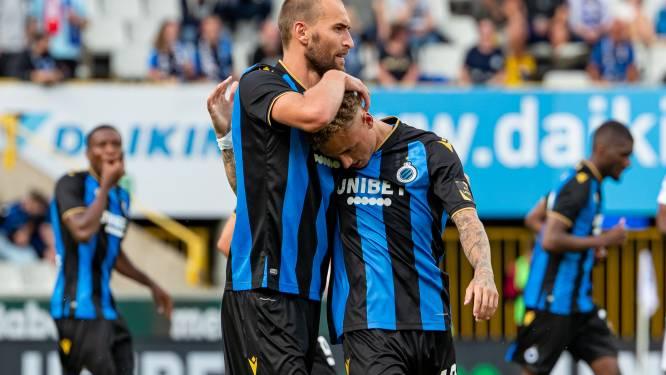 Lang voorkomt nederlaag Club Brugge met assist in 103de minuut