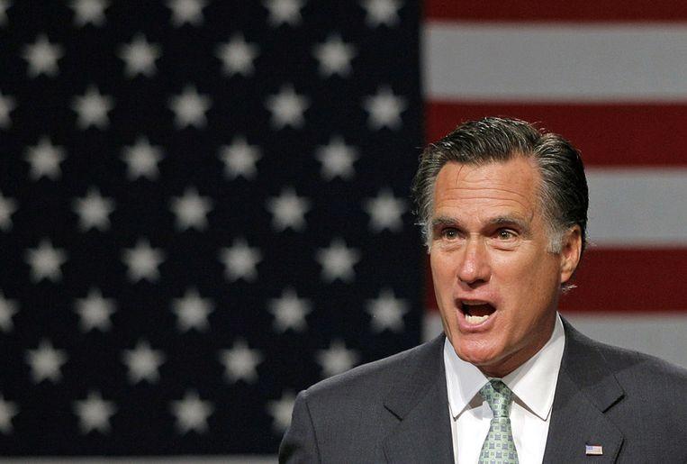 Mitt Romney Beeld