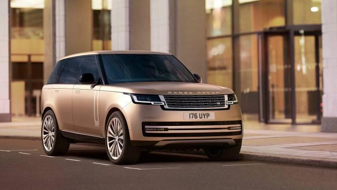 De nieuwe Range Rover kan thuis het licht aan doen (en heeft een Nederlands tintje)