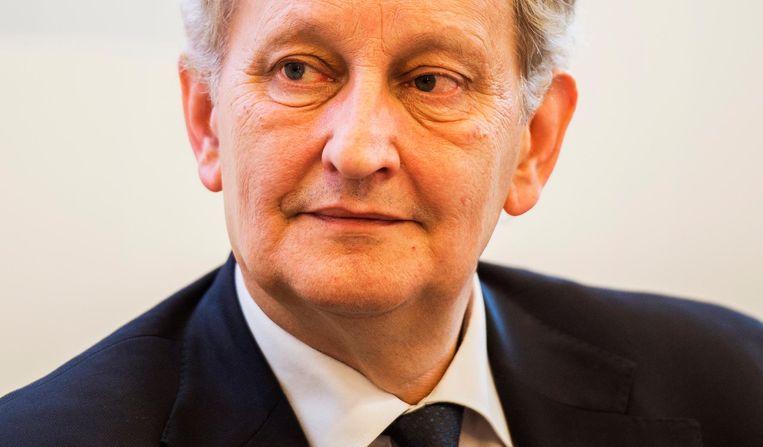 Eberhard van der Laan. Beeld anp