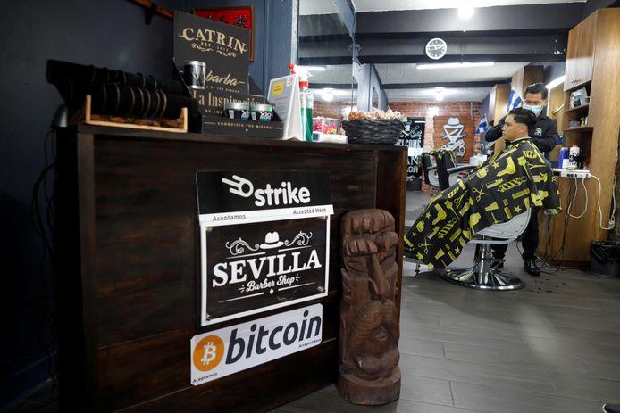 In El Salvador kun je voortaan ook betalen met de cryptomunt bitcoin.