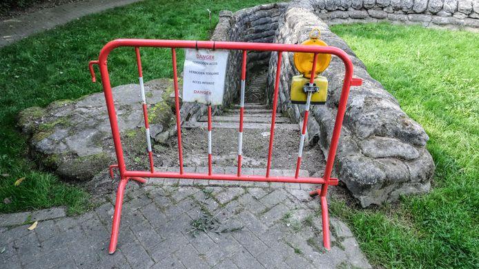 De Yorkshire Trench and dug-outs moeten worden gerestaureerd.