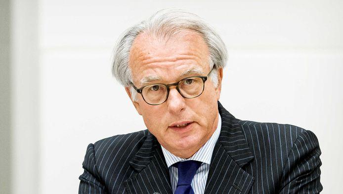 De Haagse burgemeester Van Aartsen.
