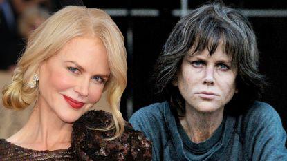 Wow! Nicole Kidman onherkenbaar veranderd voor nieuwe filmrol