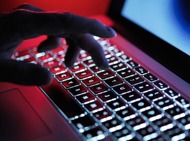 ICT-criminaliteit zit in de lift. Beeld Getty Images/Cultura RF