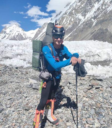Lawine op een na hoogste berg ter wereld: Rick (68) overlijdt tijdens klim voor goede doel
