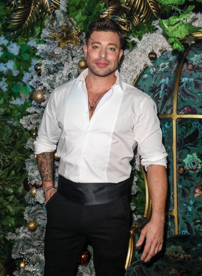 Duncan James in 2019