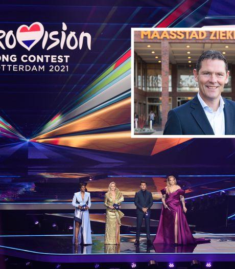 Baas van het Maasstad Ziekenhuis: 'Eén minuut stilte aan begin van de finale voor coronadoden'