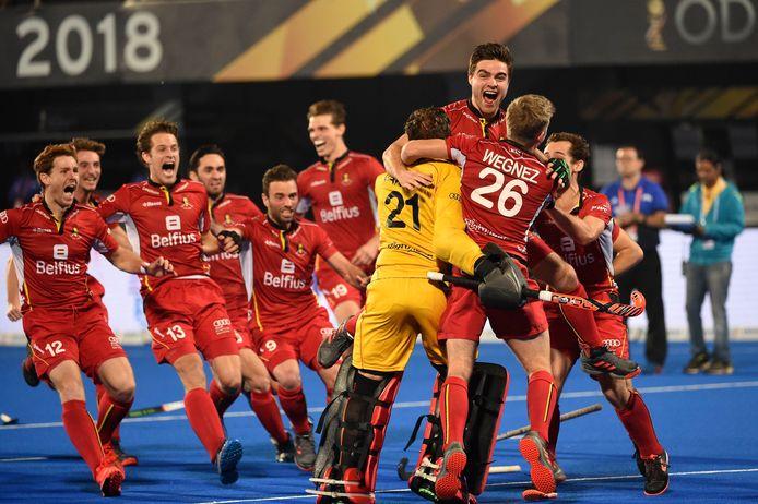 Trois ans après leur titre mondial et deux ans après leur titre européen, les Red Lions partent à l'assaut du titre olympique.