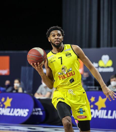 Coupe de Belgique de basket: Ostende s'impose au bout du suspense
