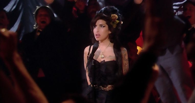 Amy Winehouse in Amy Beeld