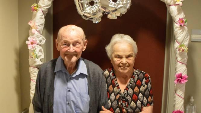 Huwelijksbootje van Michel en Rachel vaart al 65 jaar