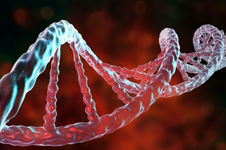 Welke beslissingen nemen we als we weten wat er in ons DNA zit? Beeld Hollandse Hoogte / Science Photo Library