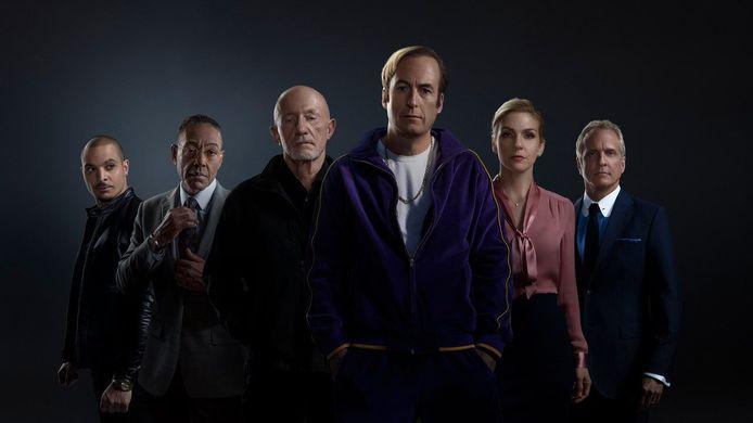 Enkele castleden van 'Better Call Saul'