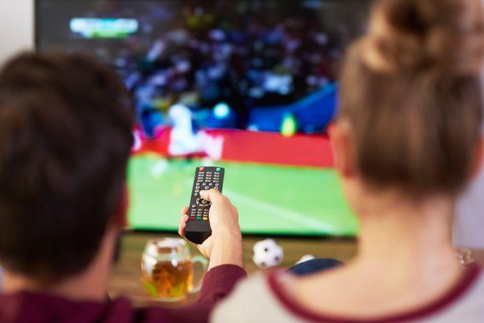 Hoe stel je je televisie best in wanneer je naar voetbal kijkt?