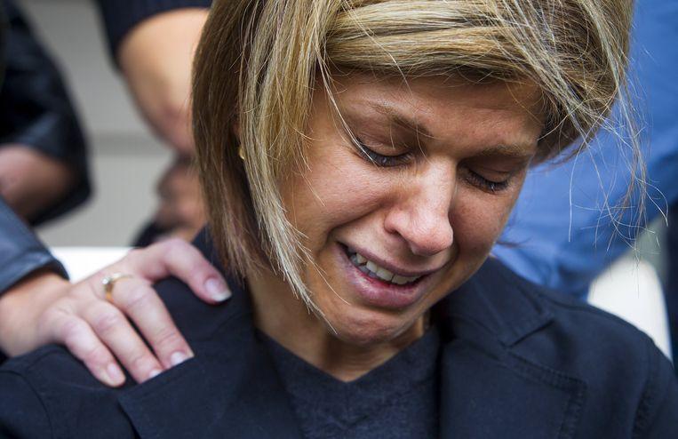 Tima Kurdi, de tante van Aylan Kurdi, in Canada Beeld REUTERS