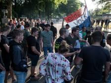 Auschwitz-leuzen in Harskamp onderwerp van politieonderzoek: relschoppers mogelijk vervolgd