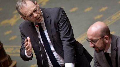 """Peter De Roover: """"Als Michel grondwetsherziening blokkeert, komt dat in de buurt van een staatsgreep"""""""