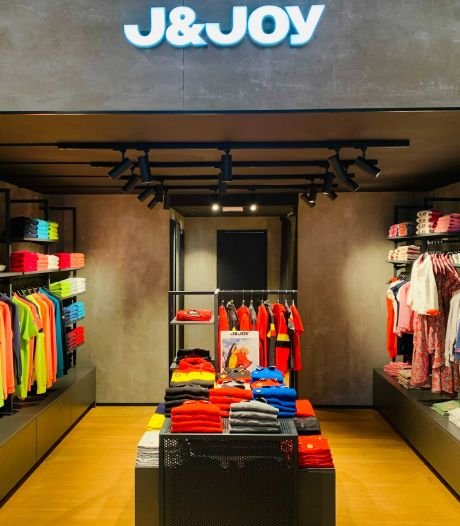 La marque liégeoise J&JOY ouvre une première boutique à la côte belge
