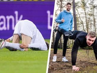 """Van den Bergh en Pietermaat verklappen geheim achter 'worm'-viering: """"Ik dacht: 'Nu moet ik Tom blij maken'"""""""