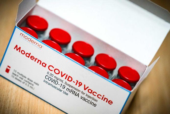 Ziekenhuizen komen tot zeven doses uit een flacon.