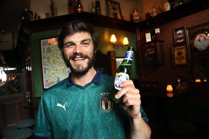 Basilio, de Haagse Italiaan: 'Kun je je tegenstander uit zijn spel halen, dan doe je dat'