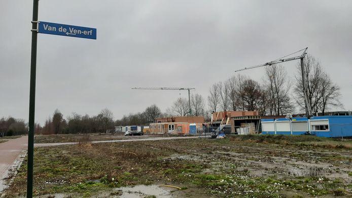 Nieuwbouwwijk De Erven in Heesch.