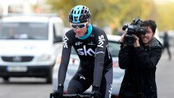 """Voormalig UCI-baas klapt uit de biecht: """"Ik wist van de positieve test van Chris Froome"""""""