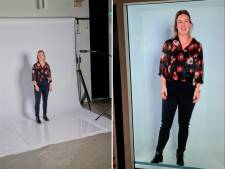 Agnes brengt met hologram straks doden in levenden lijve naast hun kist: 'Ik kreeg kippenvel'