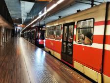 Lijnen 2, 3, 4 en 6 gestremd door defecte tram in Grote Markttunnel
