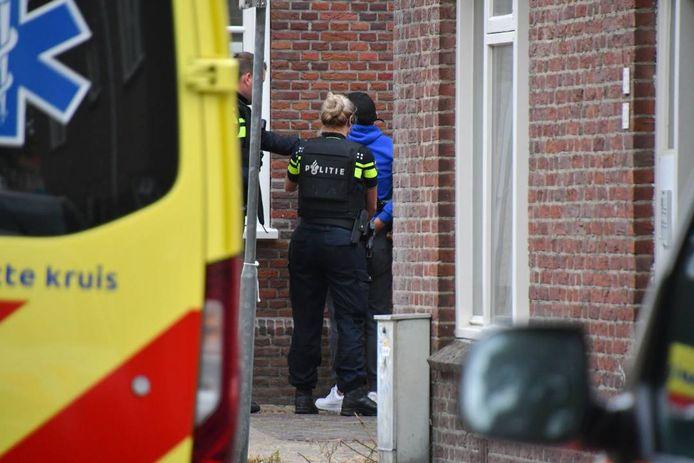 De 27-jarige man werd kort na de schietpartij aangehouden.
