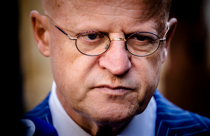 Minister Ferd Grapperhaus (CDA).