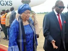 La présidente du Liberia décrète l'état d'urgence