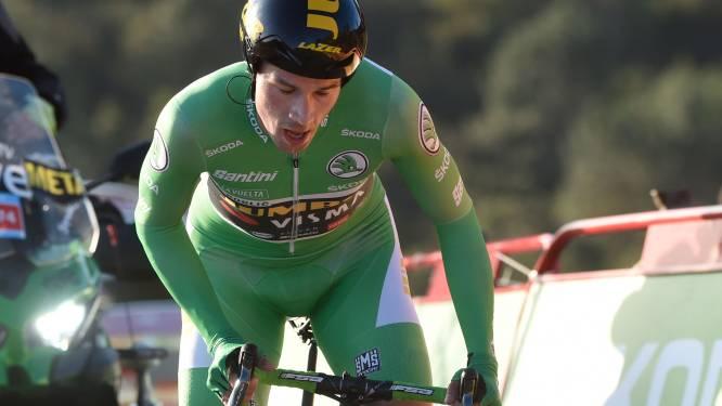 Dubbelslag voor Roglic in aparte Vuelta-tijdrit, Carthy en Carapaz weren zich kranig