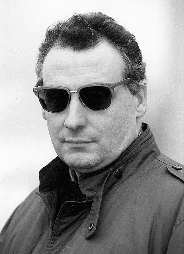 Leopold Van Esbroeck in 1998. Beeld THIERRY ROGE
