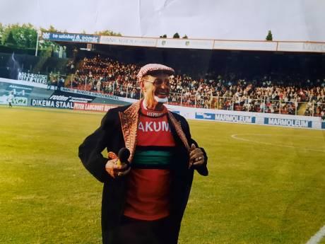 Deze man van de lach heeft Nijmegen een volkslied vol weemoed geschonken: 'Al mot ik krupe'