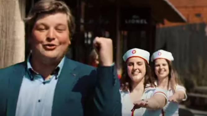 Charmezanger Jens Deltour pakt uit met nummer 'Coronaise'