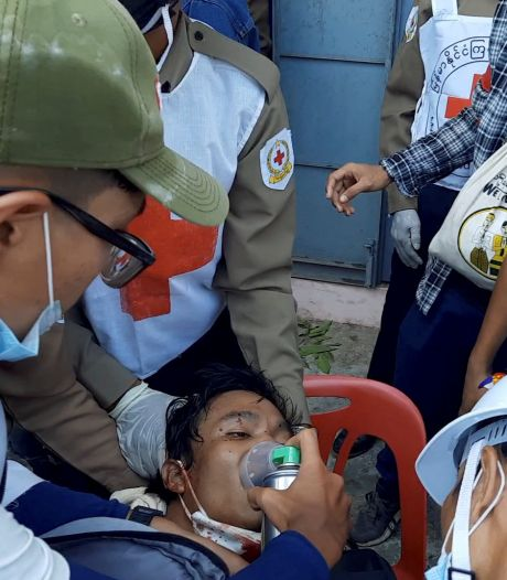 Dodelijkste dag in Myanmar sinds staatsgreep