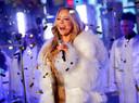 Mariah Carey telt al af naar Kerstmis.