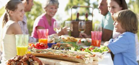 Warm weer op komst: pas op met eten dat je op tafel zet