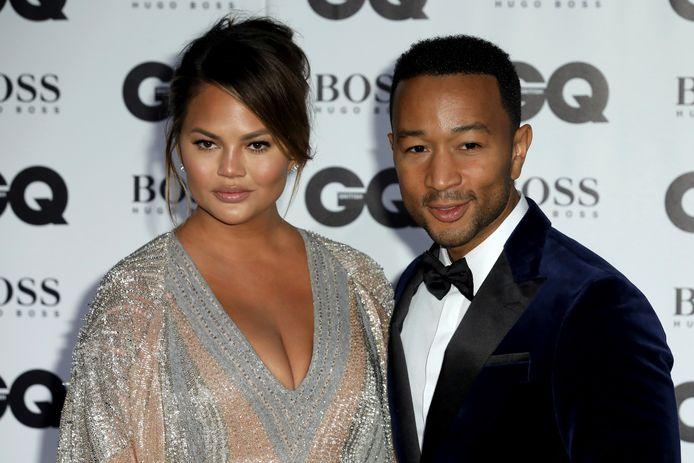 Chrissy en John Legend