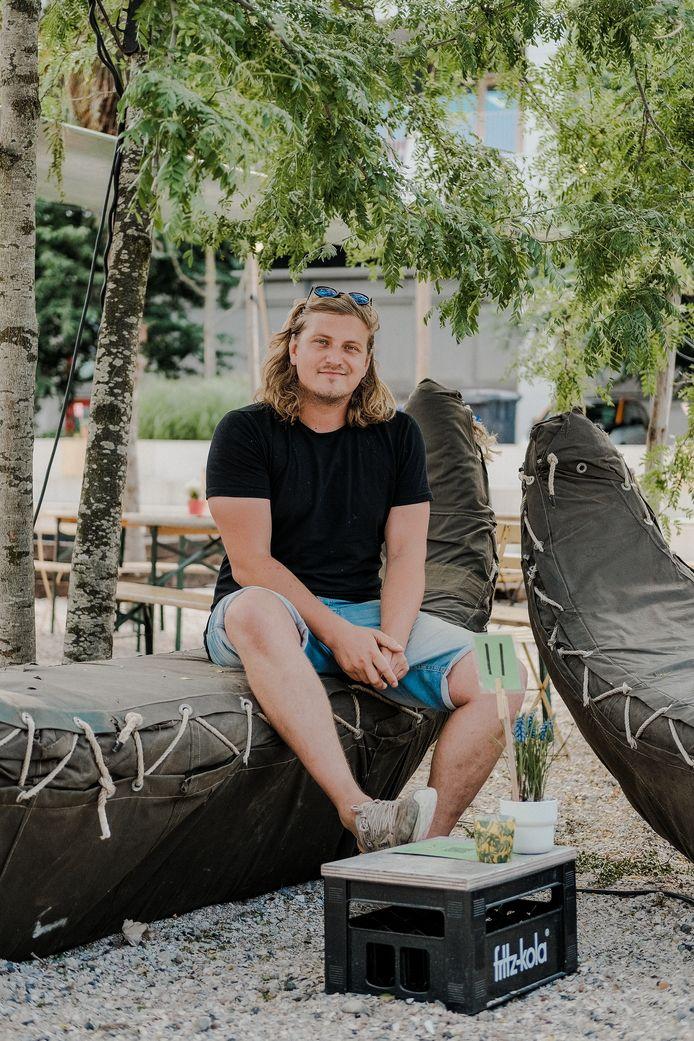 """Clemens Ritzer: ,,Van luxe restaurants tot nachtclubs in Amsterdam, ik heb het allemaal gedaan."""""""