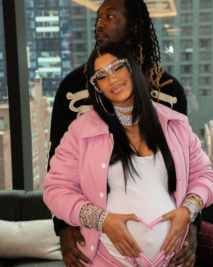 Cardi B -  Geverifieerd Sooo proud of you my dear @offsetyrn May God protect you and lead you in the right paths