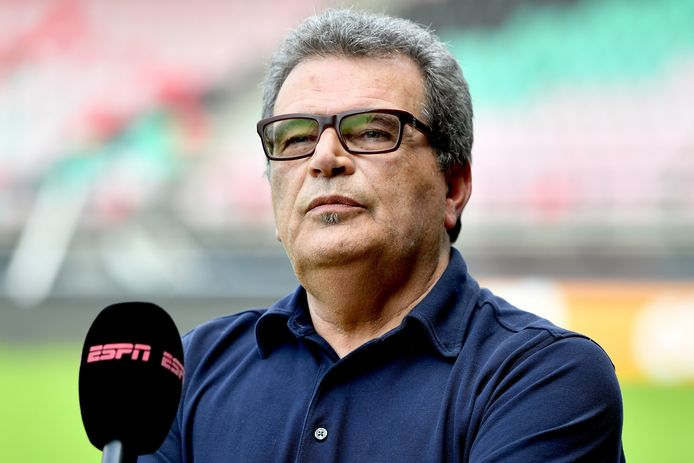 NEC's technisch directeur Ted van Leeuwen.